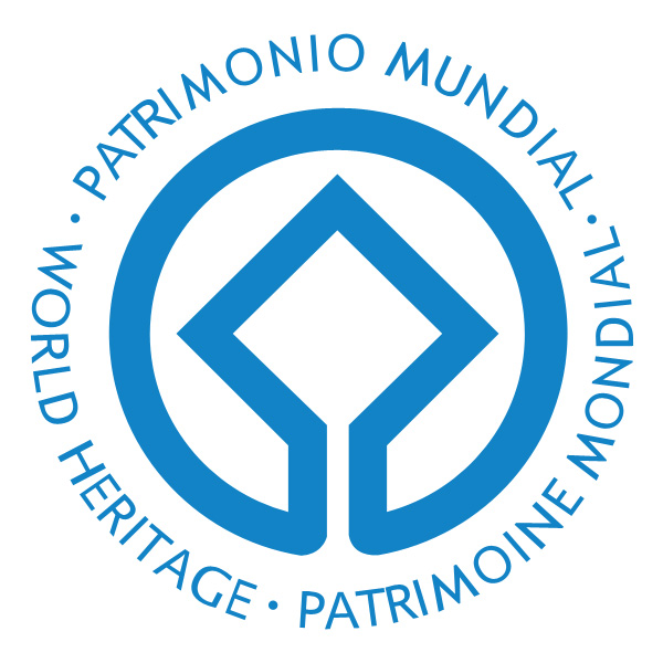 Image result for UNESCO World heritage sites LOGO